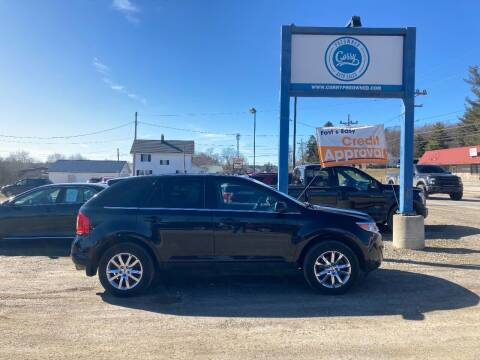 2014 Ford Edge for sale at Corry Pre Owned Auto Sales in Corry PA