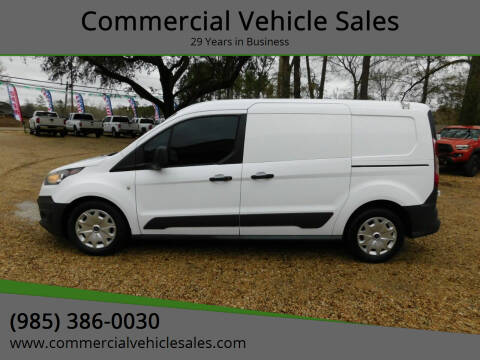 2016 Ford Transit Connect Cargo for sale at Commercial Vehicle Sales in Ponchatoula LA