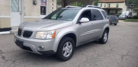 2007 Pontiac Torrent for sale at Steel River Auto in Bridgeport OH