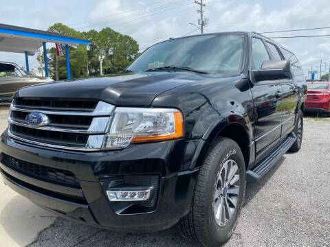 2017 Ford Expedition EL for sale at Asap Motors Inc in Fort Walton Beach FL