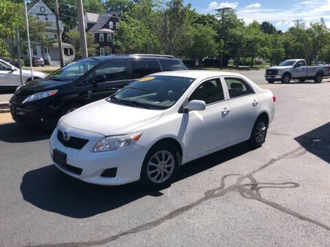 2010 Toyota Corolla for sale at Regans Automotive Inc in Auburndale MA