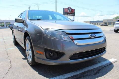 2012 Ford Fusion for sale at B & B Car Co Inc. in Clinton Township MI