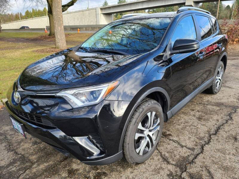 2016 Toyota RAV4 for sale at EXECUTIVE AUTOSPORT in Portland OR