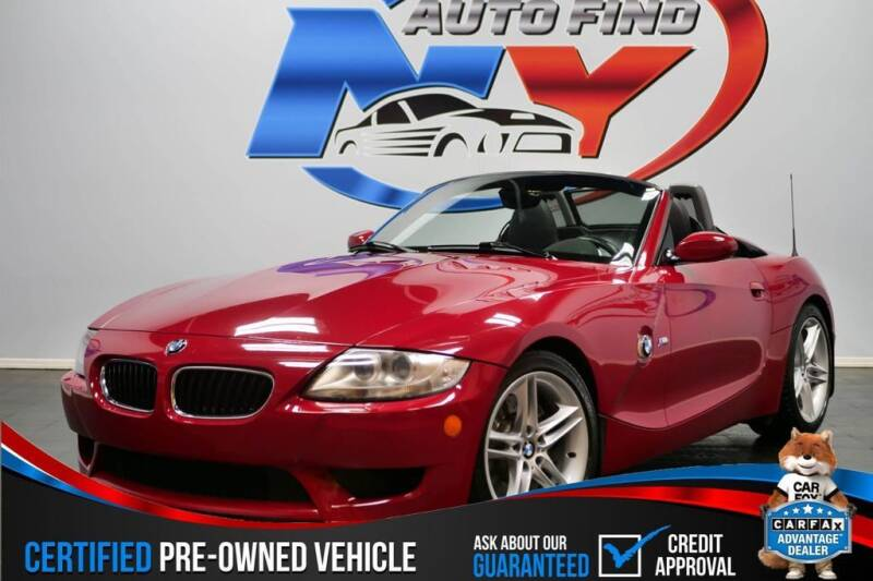 2006 BMW Z4 M for sale in Massapequa, NY