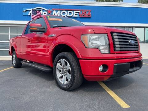 2010 Ford F-150 for sale at AUTO MODE USA-Monee in Monee IL