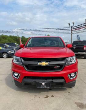 2018 Chevrolet Colorado for sale at A & V MOTORS in Hidalgo TX