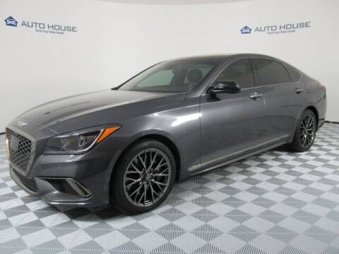 2018 Genesis G80 for sale at Curry's Cars Powered by Autohouse - Auto House Tempe in Tempe AZ
