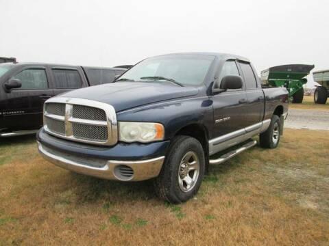 2002 Dodge Ram Pickup 1500 for sale at Bretz Inc in Dighton KS