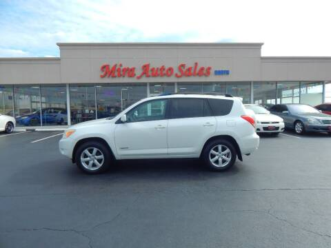 2008 Toyota RAV4 for sale at Mira Auto Sales in Dayton OH