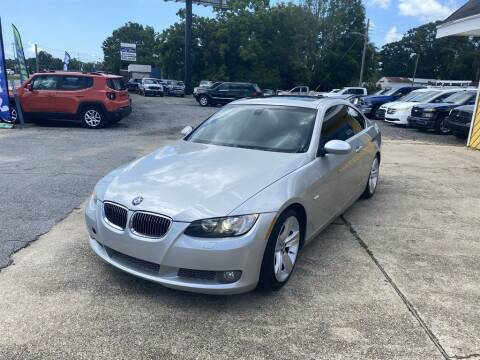 2007 BMW 3 Series for sale at THE COLISEUM MOTORS in Pensacola FL