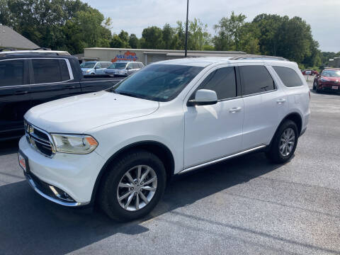 2017 Dodge Durango for sale at McCully's Automotive - Trucks & SUV's in Benton KY