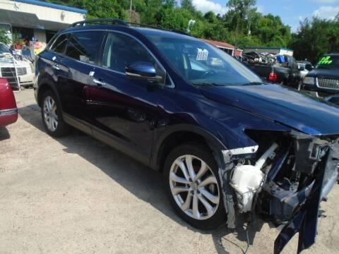 2011 Mazda CX-9 for sale at SCOTT HARRISON MOTOR CO in Houston TX
