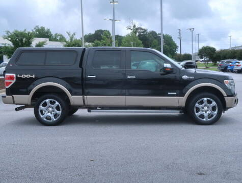 2014 Ford F-150 for sale at Southern Auto Solutions - BMW of South Atlanta in Marietta GA