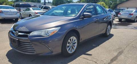 2015 Toyota Camry for sale at AUTO NETWORK LLC in Petersburg VA