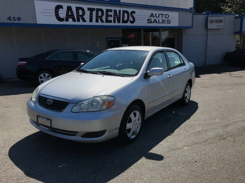 2006 Toyota Corolla for sale at Car Trends 2 in Renton WA