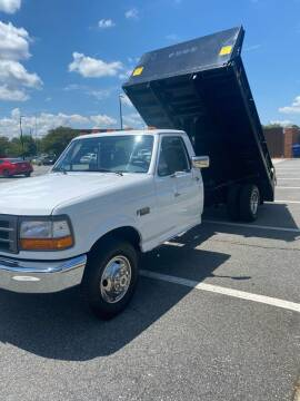 1996 Ford F-450 Super Duty for sale at Drivers Auto Sales in Boonville NC