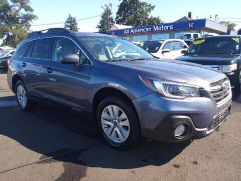 2018 Subaru Outback for sale at All American Motors in Tacoma WA