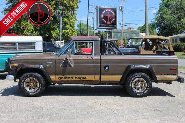 1978 Jeep J-10 Pickup for sale in Statesville, NC