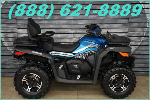 2021 CF Moto CForce 600 Touring for sale at Motomaxcycles.com in Mesa AZ