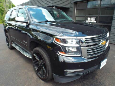 2015 Chevrolet Tahoe for sale at Carena Motors in Twinsburg OH