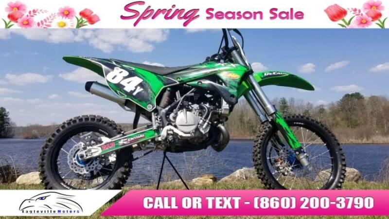 2019 Kawasaki KX85 for sale at EAGLEVILLE MOTORS LLC in Storrs CT