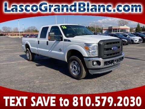 2016 Ford F-250 Super Duty for sale at LASCO FORD in Fenton MI