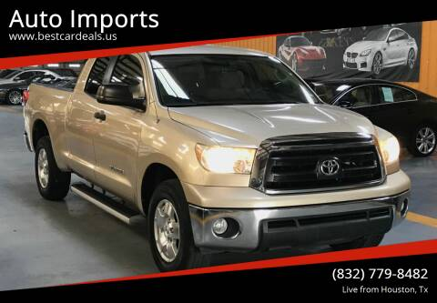 2010 Toyota Tundra for sale at Auto Imports in Houston TX