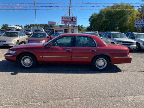 2001 Mercury Grand Marquis for sale at Affordable 4 All Auto Sales in Elk River MN