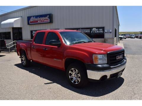 2008 GMC Sierra 1500 for sale at Chaparral Motors in Lubbock TX