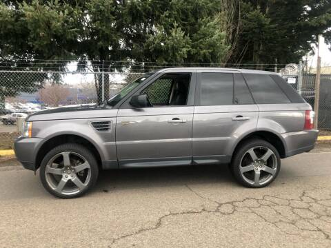 2006 Land Rover Range Rover Sport for sale at Blue Line Auto Group in Portland OR