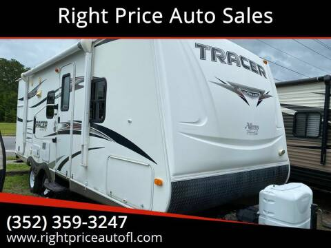 2013 Forest River TRACER for sale at Right Price Auto Sales in Waldo FL