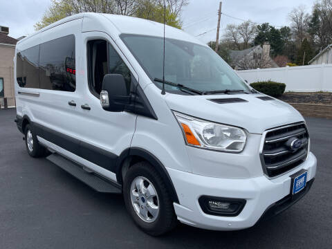 2020 Ford Transit Passenger for sale at CARSTORE OF GLENSIDE in Glenside PA