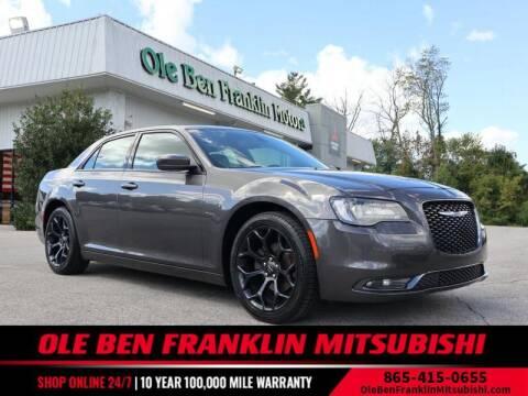 2019 Chrysler 300 for sale at Ole Ben Franklin Mitsbishi in Oak Ridge TN