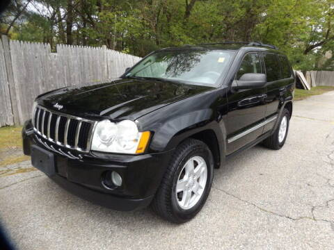 2006 Jeep Grand Cherokee for sale at Wayland Automotive in Wayland MA