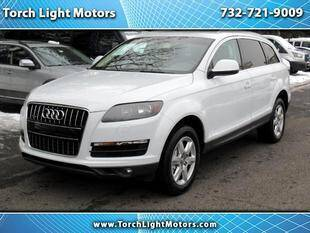 2013 Audi Q7 for sale at Torch Light Motors in Parlin NJ
