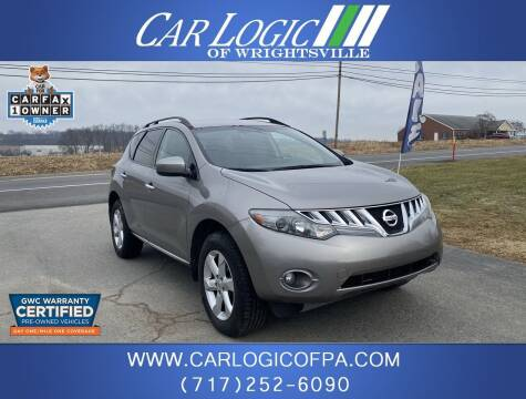 2010 Nissan Murano for sale at Car Logic in Wrightsville PA