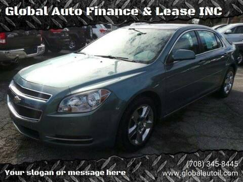 2009 Chevrolet Malibu for sale at Global Auto Finance & Lease INC in Maywood IL