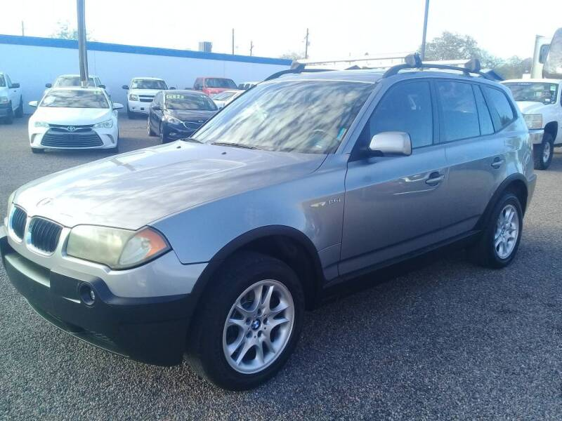 2004 BMW X3 for sale at 1ST AUTO & MARINE in Apache Junction AZ