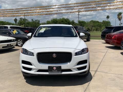 2018 Jaguar F-PACE for sale at A & V MOTORS in Hidalgo TX