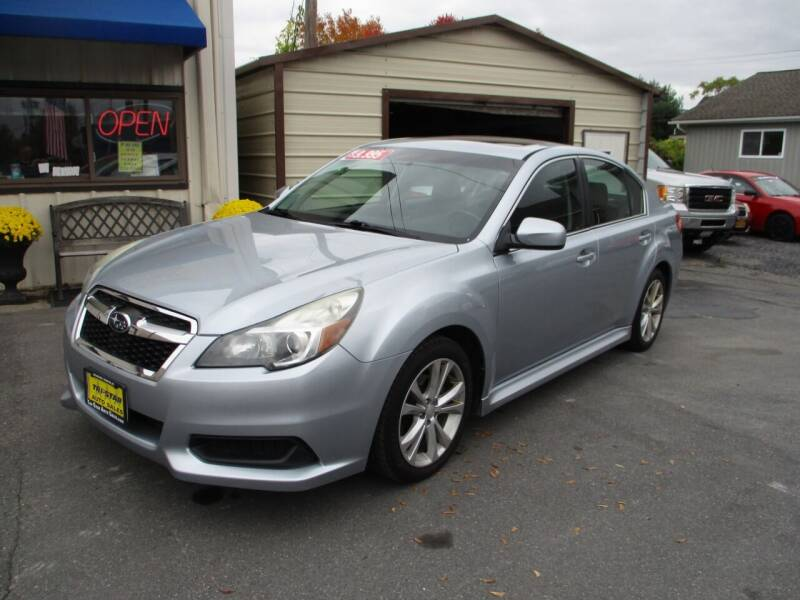 2013 Subaru Legacy for sale at TRI-STAR AUTO SALES in Kingston NY