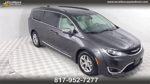 2019 Chrysler Pacifica for sale at Excellence Auto Direct in Euless TX