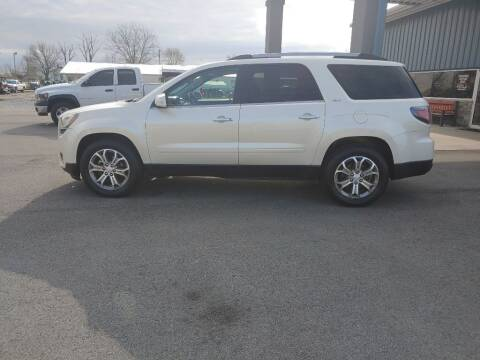 2015 GMC Acadia for sale at Wildfire Motors in Richmond IN