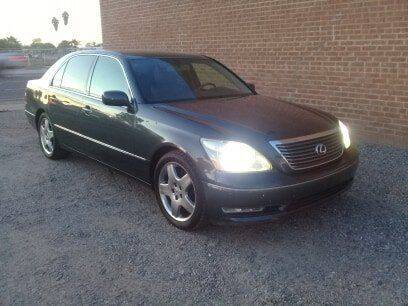 2006 Lexus LS 430 for sale at Dreamline Motors in Coolidge AZ