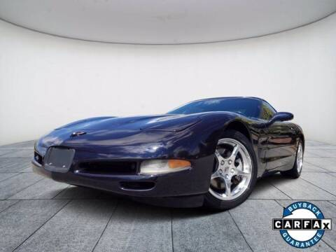 2001 Chevrolet Corvette for sale at Carma Auto Group in Duluth GA