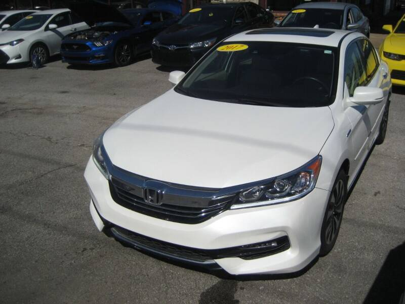 2017 Honda Accord Hybrid for sale at Import Auto Connection in Nashville TN