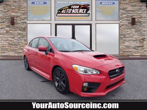 2017 Subaru WRX for sale at Your Auto Source in York PA