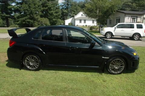 2011 Subaru Impreza for sale at Bruce H Richardson Auto Sales in Windham NH