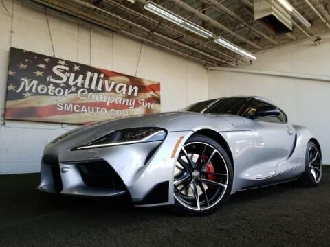 2020 Toyota GR Supra for sale at SULLIVAN MOTOR COMPANY INC. in Mesa AZ