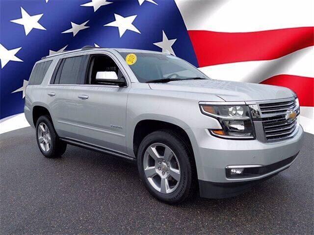 2019 Chevrolet Tahoe for sale at Gentilini Motors in Woodbine NJ