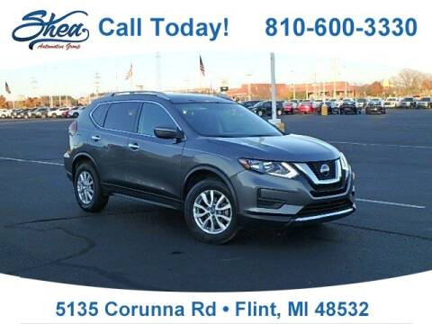 2019 Nissan Rogue for sale at Jamie Sells Cars 810 in Flint MI